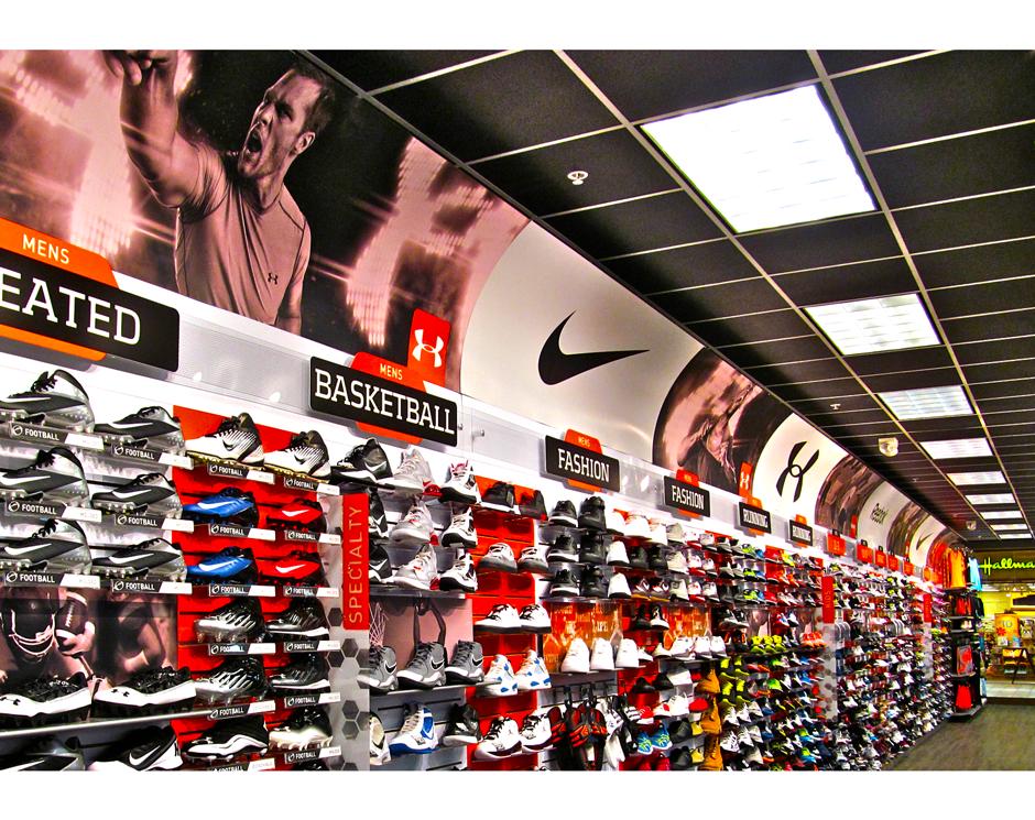 Hibbett Sports Shoes Nike