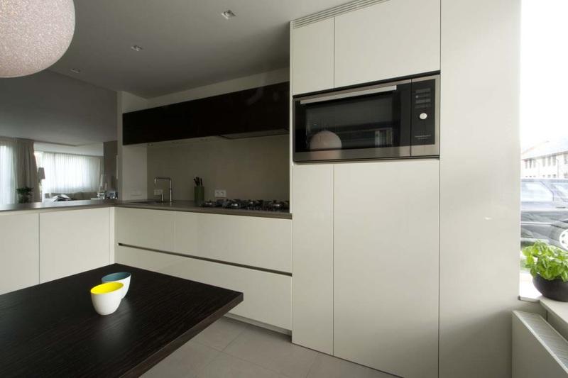 Eiken Keuken Fineer : Keuken, Alphen a d Rijn HG Meubelmakers